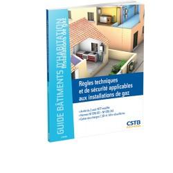 Règles techniques et de sécurité applicables aux installations de gaz