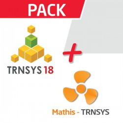 Pack TRNSYS + Mathis