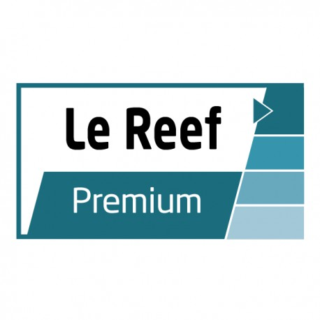 Tableau comparatif gamme Reef