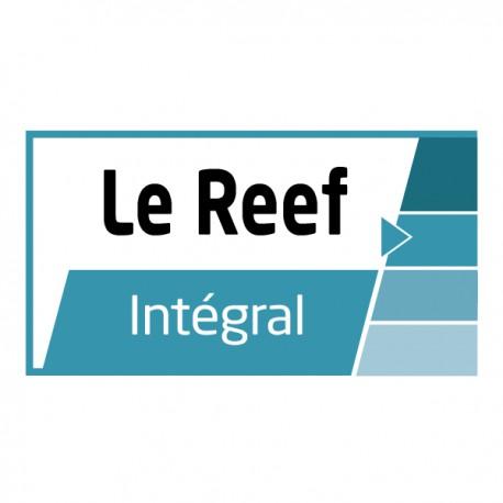 Tableau comparatif gamme Reef