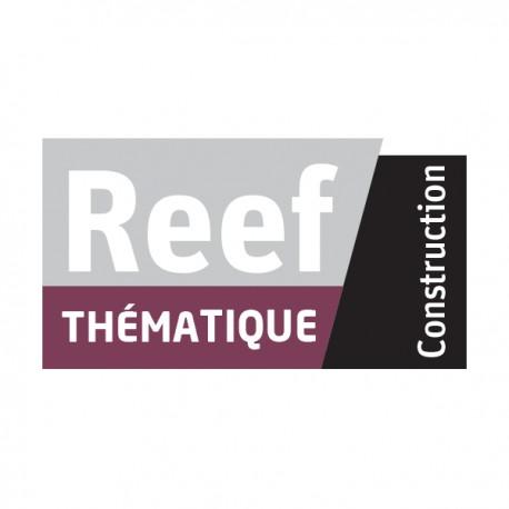 Reef Thématique Techniques de construction