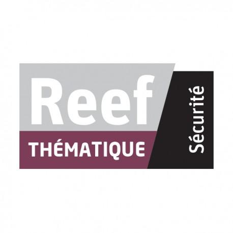Reef Thématique Sécurité et mise en conformité des batiments - Référentiel