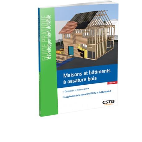 Guide Maisons et bâtiments à ossature bois G02-69