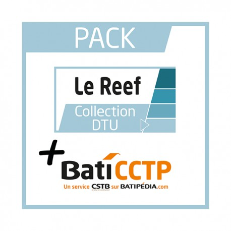 Pack Reef Collection DTU