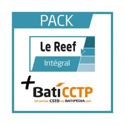 Pack Le Reef Intégral + Bati CCTP