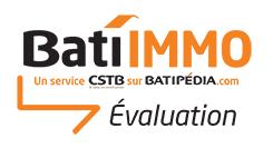 BatiIMMO Evaluation