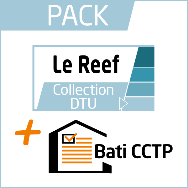 Pack Le Reef Collection DTU