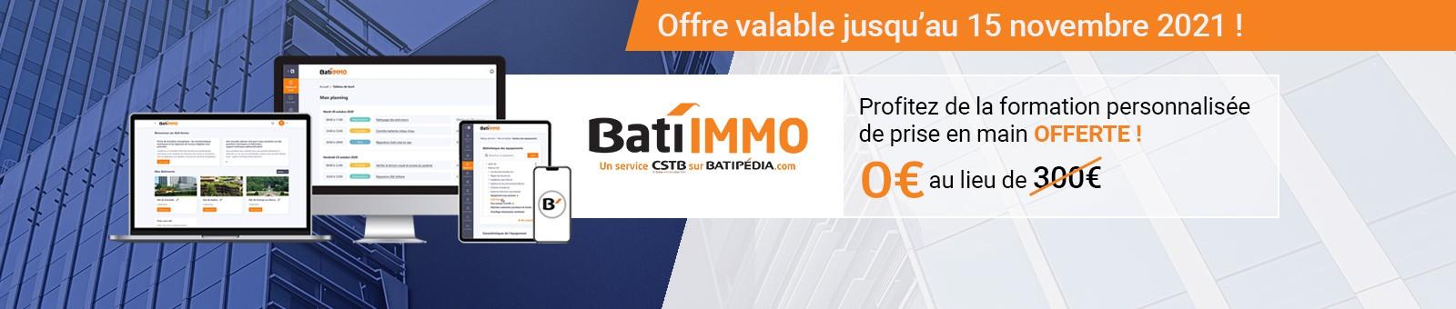 C025 Fomation BatiIMMO offerte